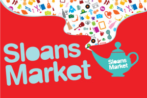 Sloans craft market