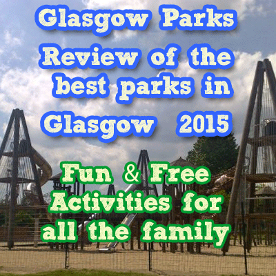 Reviews of the best parks in Glasgow