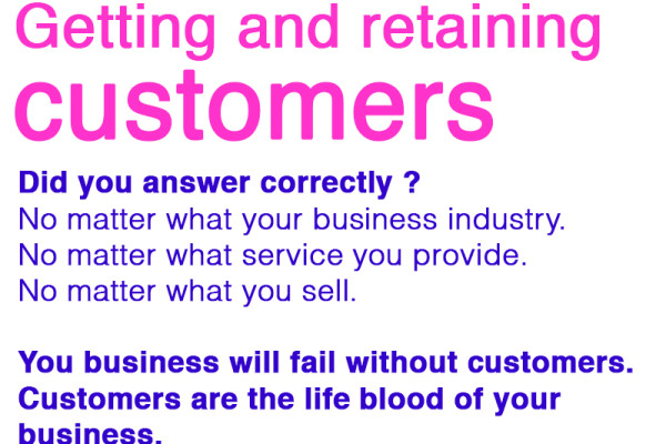getting-and-retaining-customers