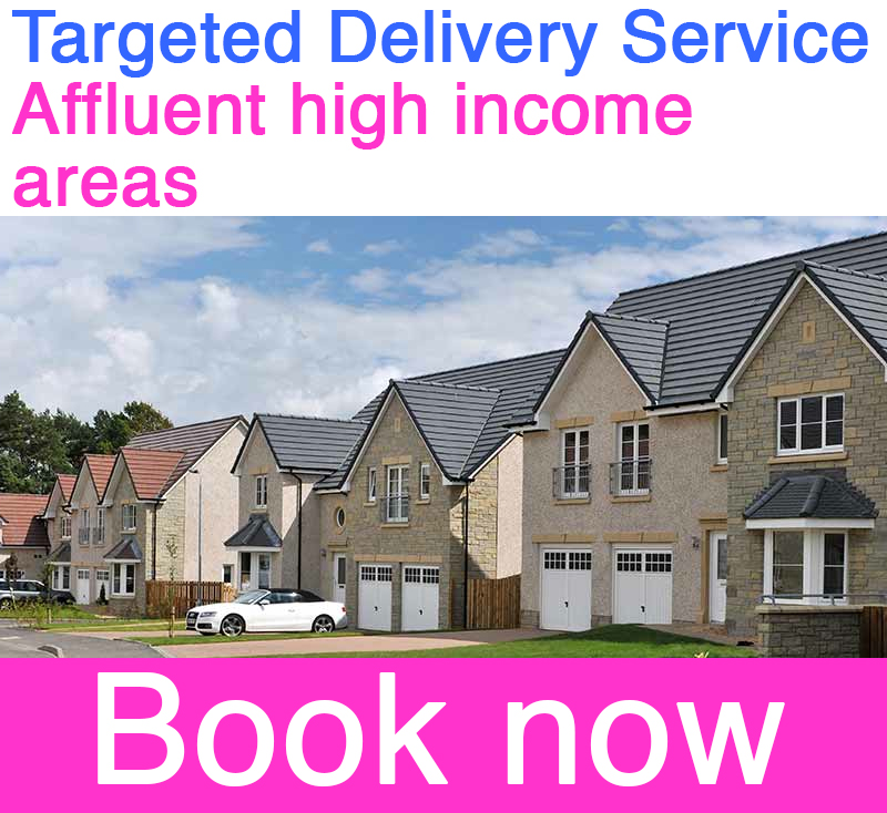 targeted-leaflet-delivery-service. We deliver to affluent areas such as Newton Mearns, Bearsden